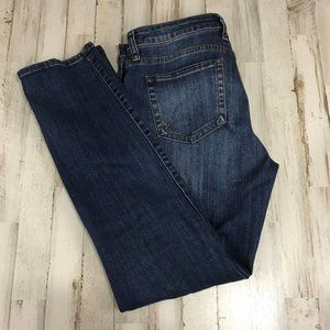 Kut from the Kloth Womens Jeans 8 Blue Denim